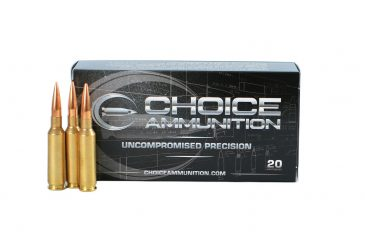 270 Winchester - Choice Ammunition