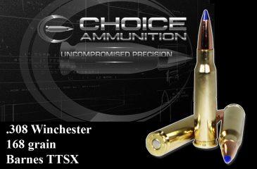 308 Winchester - Choice Ammunition