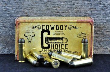 44-40 WCF Cowboy - Choice Ammunition