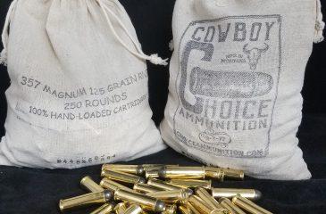Cowboy 357 - Choice Ammunition