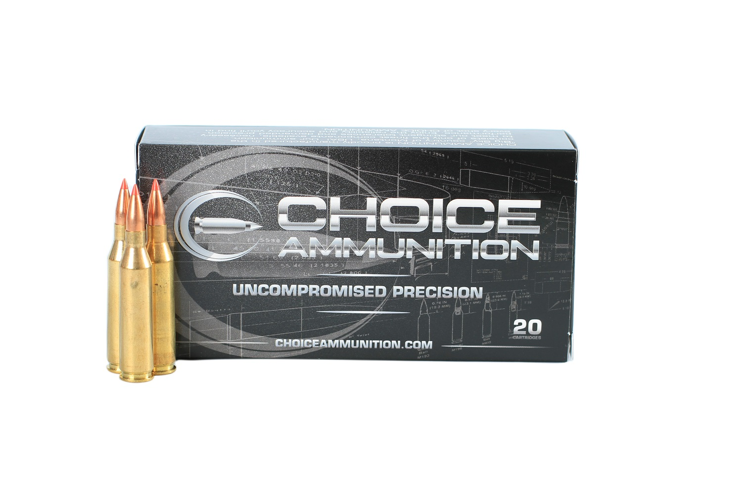 7mm Remington Magnum 139 Grain Hornady SST~100% Hand-Loaded!!