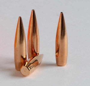 270 caliber Winchester 130 grain Berger Classic Hunter~100% Hand Loaded!!