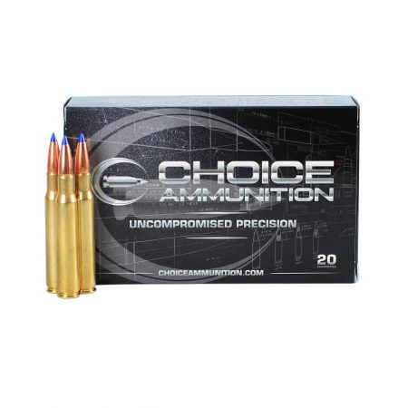 30-06 Springfield Archives - Choice Ammunition
